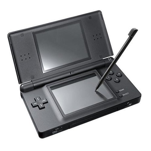 New Nintendo DS Lite Onyx Black