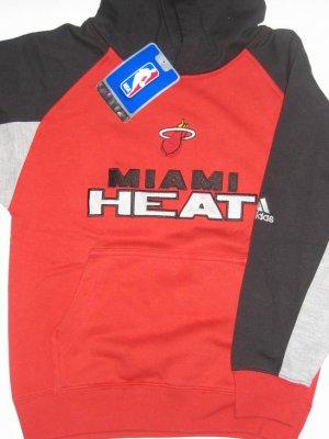 NBA Miami Heat Boy Sweatshirt size 8 S Small FREE SHIPPING!