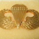 Indonesian Military Para Parachute / Jump Wing Badge FREE SHIPPING!