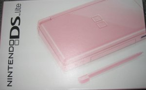 New Nintendo DS Lite Coral Pink