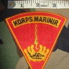 Indonesian Korps Marinir (Marine Corps) Patch FREE SHIPPING!