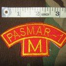 Indonesian PASMAR-1 Pasukan Marinir Marine Brigade Patch FREE SHIPPING