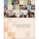 Organizations Textbook 12 ed - Behavior, Structure, Processes - Gibson Ivancevich Donnelly Konopaske