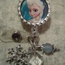 Elsa Frozen Badge Reel