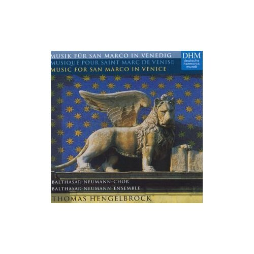 Music for San Marco in Venice, Balthasar Neumann Ensemble. Thomas Hengelbrock.