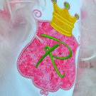 Applique Princess T