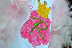Applique Princess T