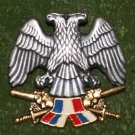 SRJ YUGOSLAVIA - YUGOSLAV ARMY Badge for beret