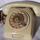 Vintage EI NIS  PUPIN ATA 74-01  - Yugoslavian Rotary Dial Telephone 1970s