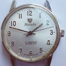 SWISS WRISTWATCH NIVADA INCABLOC 17 JEWELS