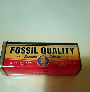 Fossil Vintage 1954 Classic Genuine Metal Watch Case