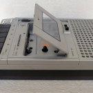 Vintage RARE  NORDMENDE MC1060  SILVER cassette player/recorder 1971