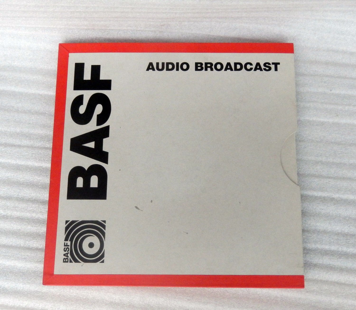 BASF LGR-50 730m Pancake BEST TAPE LUBR Roland Space Echo Tape Loops - NOS RARE