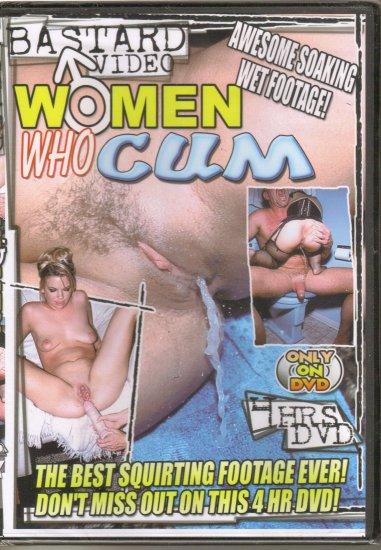 WOMEN WHO CUM, 4HRS