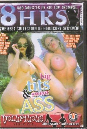 BIG TITS & SWEET ASS, 8HRS