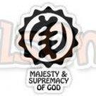 Majesty & Supremacy of God