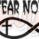 Fear Not, Cross, Fish