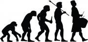 Evolution of Scottish Drummer