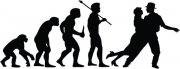 Evolution of Swing Dancing