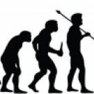 Evolution of Trumpet Player Marching Band