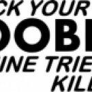 Check Your Boobies Mine Tried To Kill Me