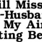 I Still Miss My Ex-Husband, But My Aim Is Getting Better