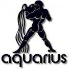 """AQUARIUS #2 (5'X 6"""")"""