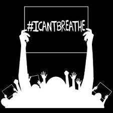 """#ICANTBREATHE (6""""X 6"""")"""