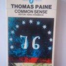 Thomas Paine Common Sense PB Penguin Books