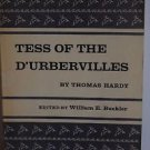 Tess of the D'urbervilles 1960 Riverside Editions PB