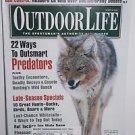 Outdoor Life Winter 2001 Outsmart Predators