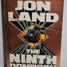 Jon Land The Ninth Dominion 1991 Paperback