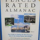 Places Rated Almanac (Special Millennium Edition) 2000 PB