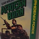African Burn (Phoenix Force) by Gar Wilson 1989 PB