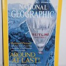 National Geographic Magazine September 1999 Around at Last