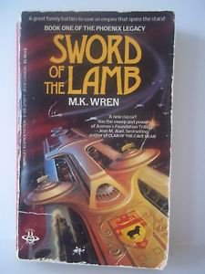 MK Wren Sword if the Lamb PB 1985
