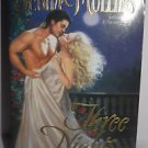 Three Nights by Debra Mullins 2004 Paperback