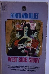 Romeo and Juliet/West Side Story 1969 PB Arthur Laurents