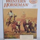 Western Horseman April 1996 Bill Owen Cover