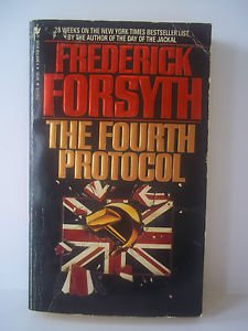 The Fourth Protocol by Frederick Forsyth (1985, Paperback)
