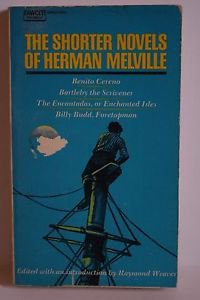 The Shorter Novels of Herman Melville (1956, Paperback)