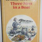 Three Men in a Boat by Jerome K. Jerome 1986