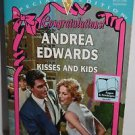 Kisses And Kids  (Congratulations!) (Silhouette Special Edition) 1995 PB
