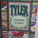 Tyler #6: Sunshine by Pat Warren 1992 Paperback