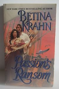 Passion's Ransom by Betina Krahn (2002, Paperback)