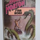 Star Born by Andre Norton 1978 Ace Paperback