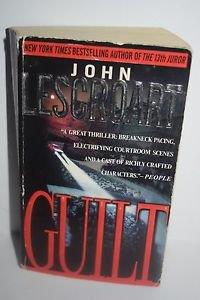 Guilt by John Lescroart 1998 Paperback