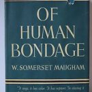 1936 Hardback-Of Human Bondage-W. Somerset Maugham-Good+