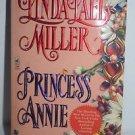 Princess Annie by Linda Lael Miller 1994 Paperback