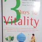 3 Days to Vitality Pamela Serure 1998 PB